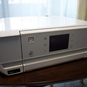 カラリオ EP-805AWでMacからプリントしてみる