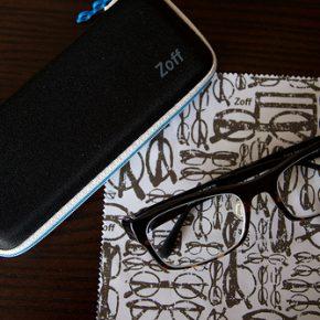 Zoff SMARTで楽なメガネを作った