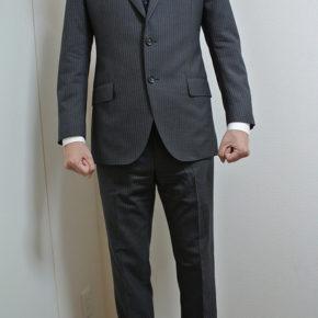 伊勢丹紳士ファッション大市でオーダーメイドスーツを作る