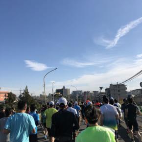 小江戸ハーフマラソン2017に参加してきました