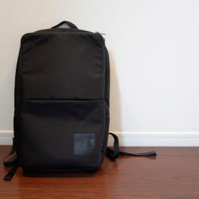 ビジネス用カバンとしてノースフェイスのShuttle Daypack Slimを購入