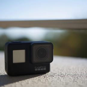 GoPro Hero7のTimeWarp機能が面白い
