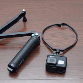 GoPro7 オススメのアクセサリと、静止画の実力