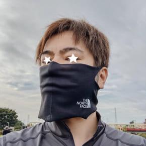 夏のランニングマスク