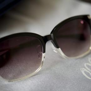 999.9のサングラス、feelsunのレンズ交換