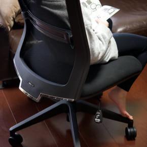 在宅ワークの椅子(追記あり)